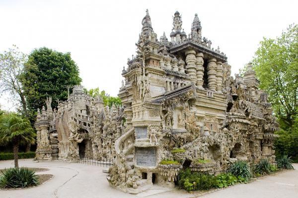 Ідеальний палац Фердинанда Шеваля