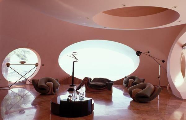 кімната в бульбашкової будинку