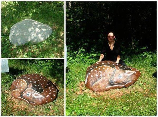 Живопис на камені