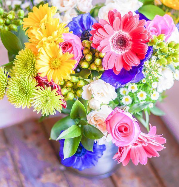 15 Кращих квітів для зрізання