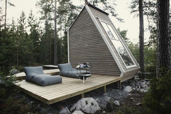 8 Оригінальних проектів дачних будиночків
