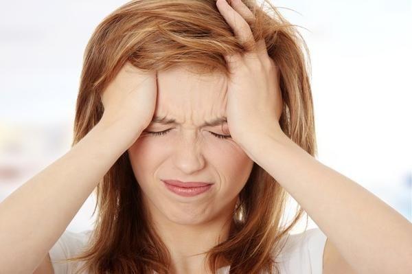 Імбир від головного болю