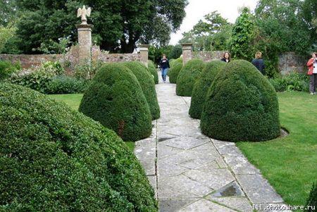 Англійська сад