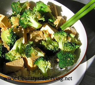 Китайські страви в сковороді вок