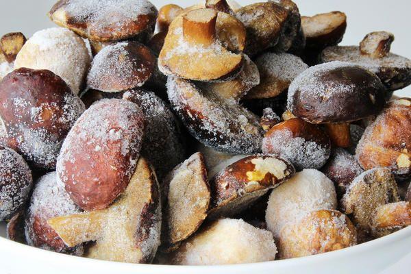 свіжозаморожені гриби
