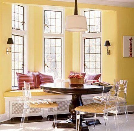 Дизайн кухні з еркером фото