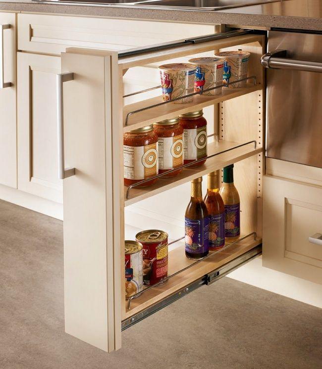 Висувною модуль для кухні