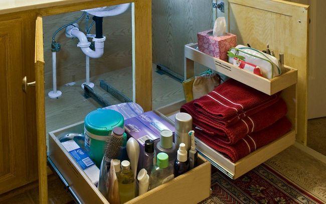 Організація простору під мийкою