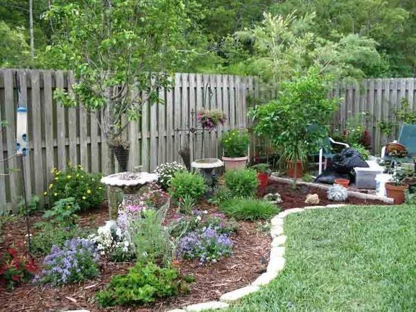 Дизайн садової ділянки