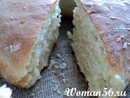 Домашній хліб в духовці