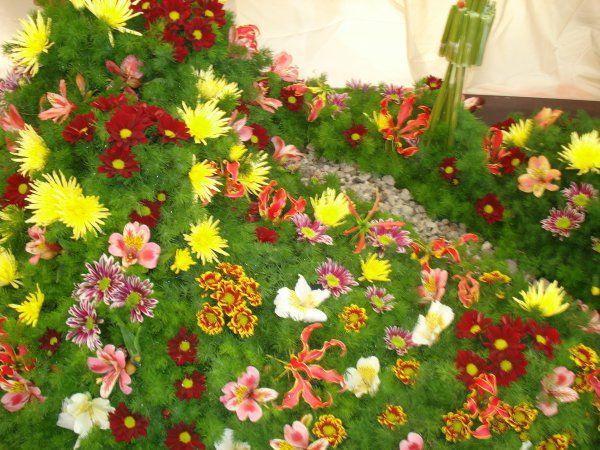 Другий фестиваль квітів в алмати!