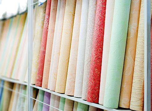 Бамбукові шпалери: як клеїти?