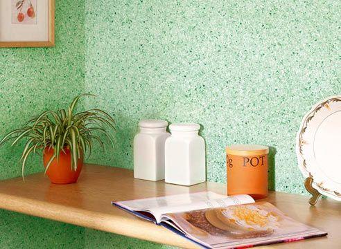 Флокове покриття: обробка внутрішніх стін