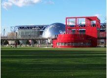 Футуристичний парк ла віллетт