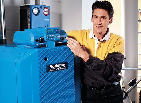 Газовий котел: автоматика для управління