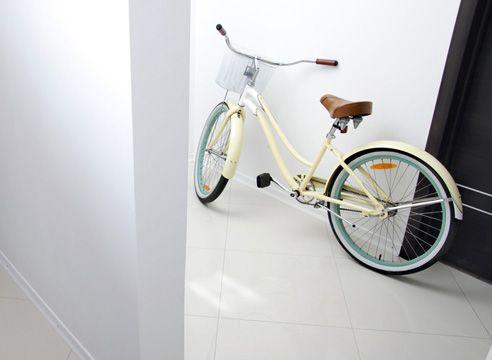 Де зберігати велосипед взимку