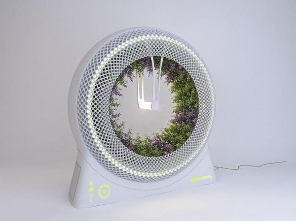 Система зелених коліс від Libero Rutilo. Фото з сайту http://thedesignhome.com/