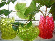 Гідрогель для рослин