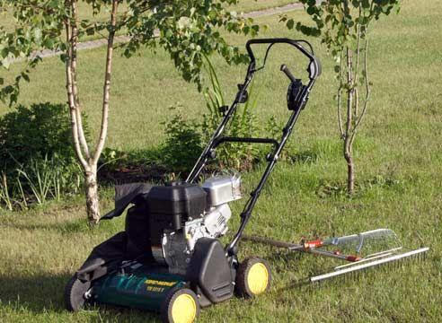 Готуємо садову техніку до зими