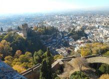 Гранада, сади альгамбри і хенераліфе частина 1