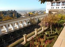 Гранада, сади альгамбри і хенераліфе частина 2