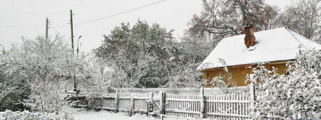 І ще раз про користь снігу