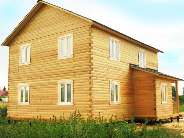 З чого будувати будинок переваги і недоліки різних видів бруса