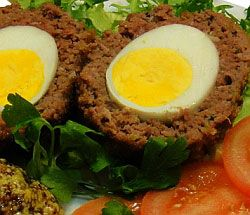Яйце шотландською, універсальне блюдо з яєць