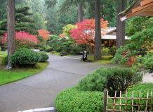 Японський сад в портленді