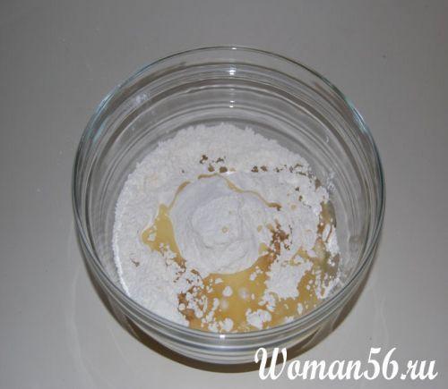 Як робити пісочне тісто