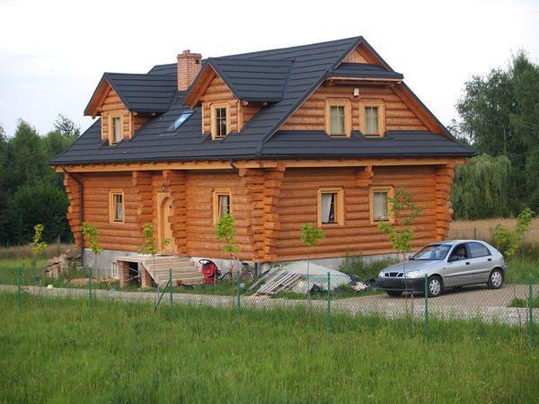 Дерев`яний будинок