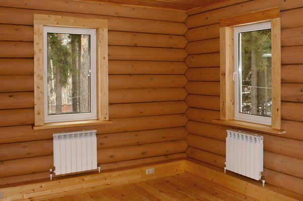 Переконавшись, що будинок надійно утеплений, зверніть свій погляд на вікна
