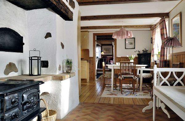 Як перетворити старий будинок в повноцінну дачу