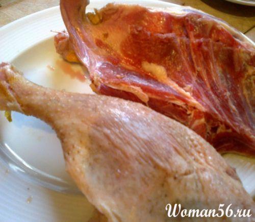 Як приготувати курник