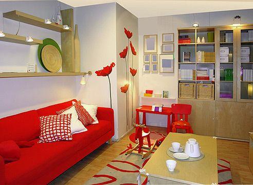 Кімната, варіант планування