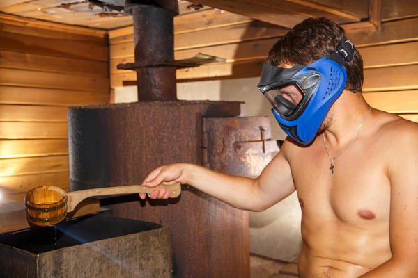 Як зробити баню безпечної