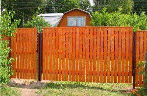 Як зробити паркан для дачі своїми руками?