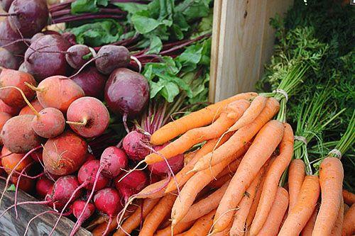 Як зберегти моркву і буряк на зиму
