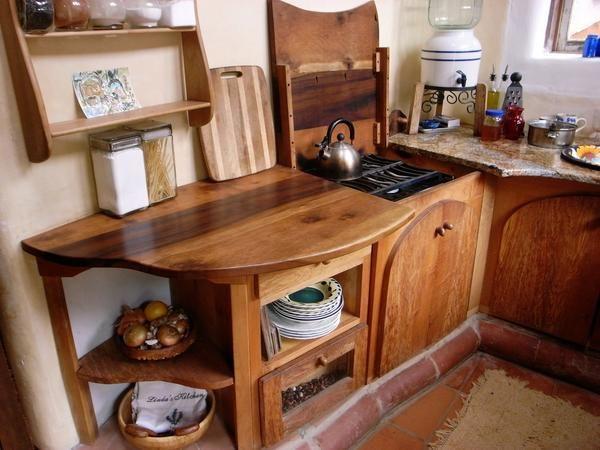 дерев`яна кухня