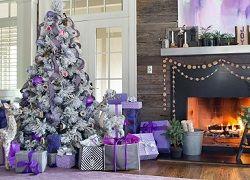 Як прикрасити незвично новорічну ялинку?