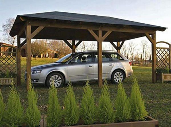 Озеленення паркувального місця. Фото з сайту drewolandia.pl