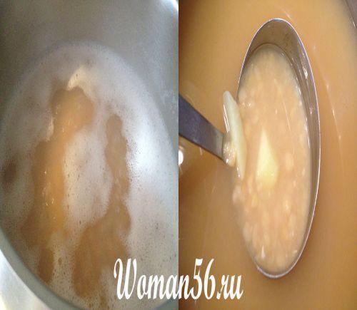 Як варити гороховий суп