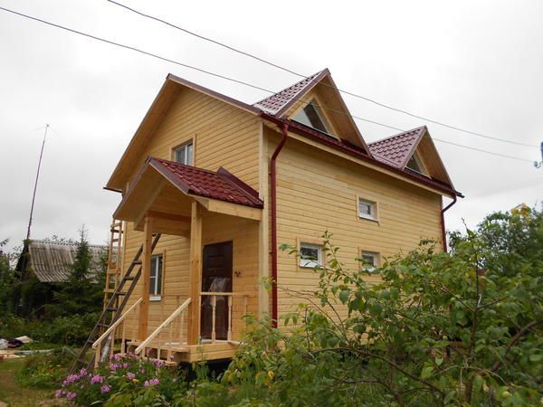 Газобетонний будинок