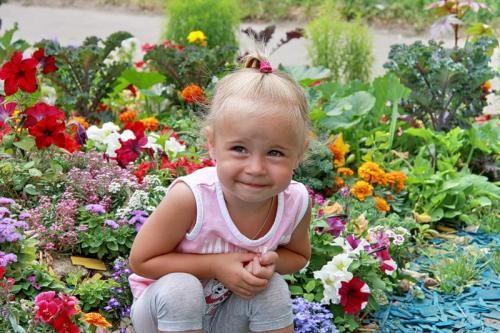 Як вивчити з дітьми назва квітів англійською за допомогою квітів?