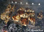 Як замочити шашлик рецепт шашлику зі свинини шашлик з курки