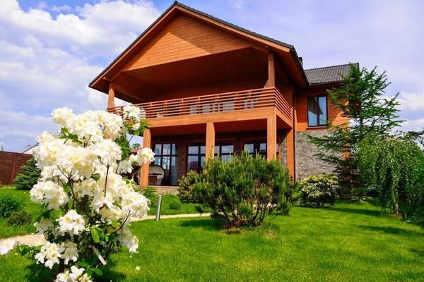 Як захистити будинок від спеки