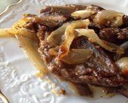 Як смажити м`ясо косулі рецепт з фото