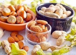 Яких і скільки з`їдати горіхів?