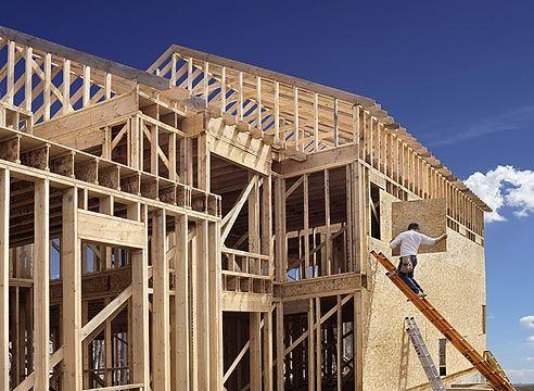 Будівництво канадського будинку