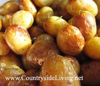 Картопля в духовці